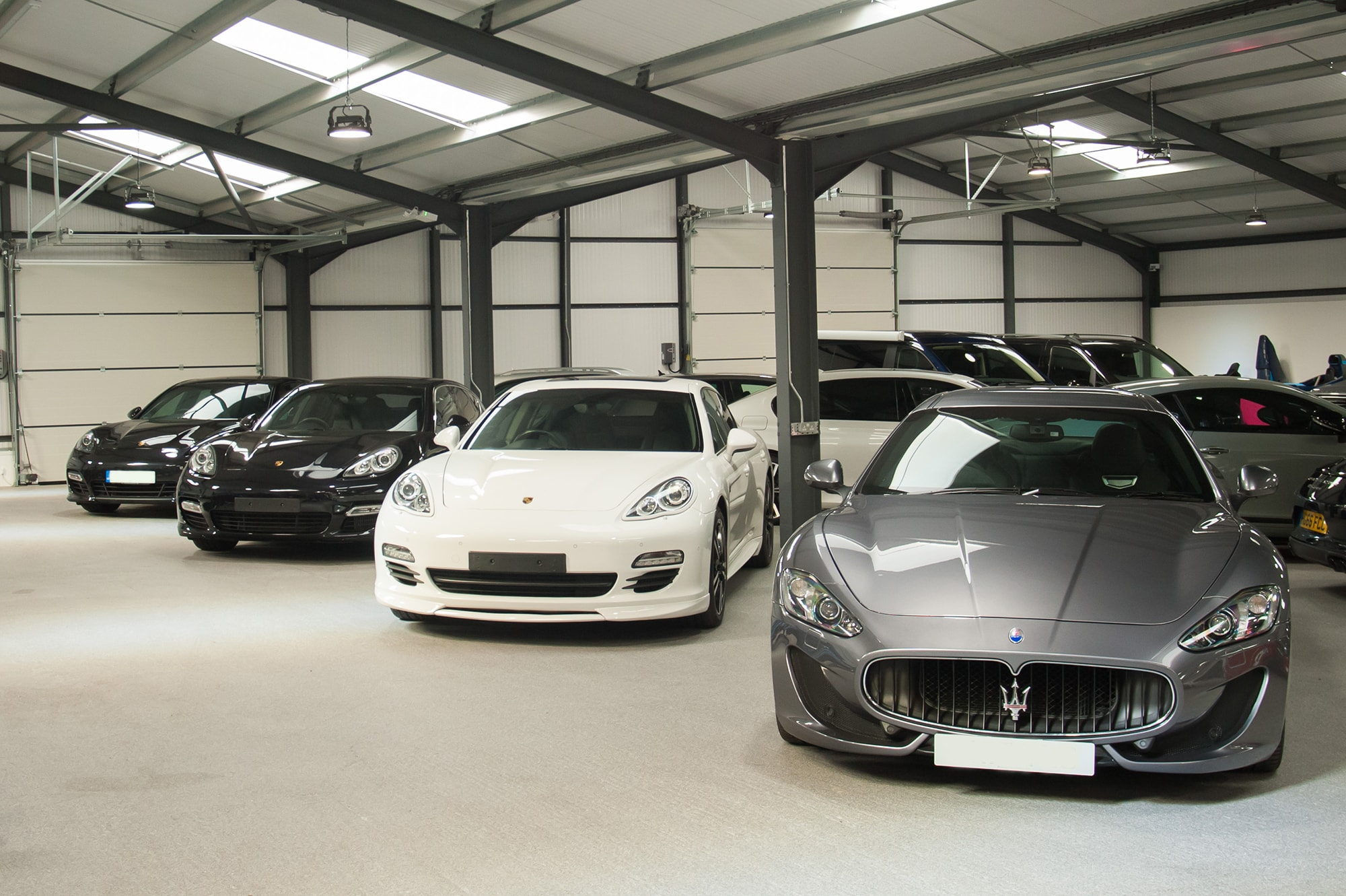 Bramshaw Group Cars
